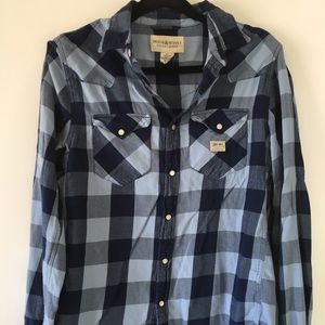 Ralph Lauren Checkered Plaid Shirt